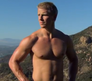 Bachelor Shirtless
