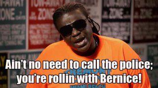 South Beach Tow Bernice Goes Down