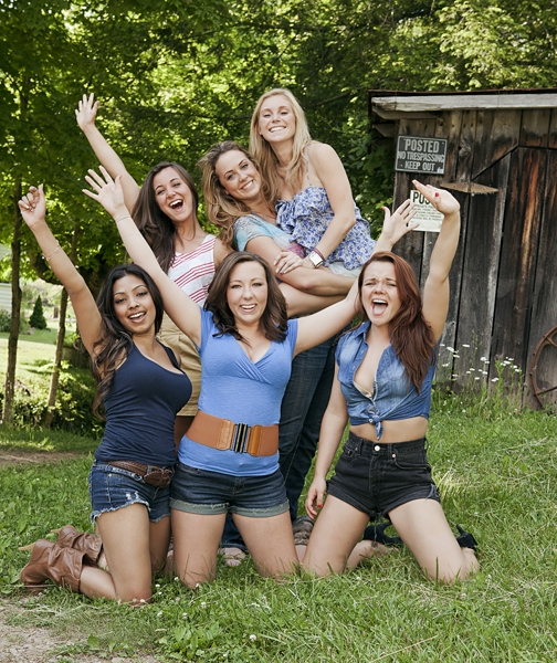 meet cast of buckwild cara