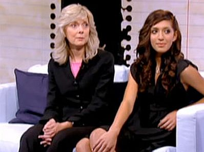 Photo of Farrah Abraham & her Mother  Debra Danielson