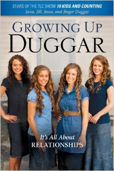 "19 Kids and Counting"" Girls Announce New Book"