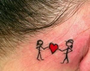 April's Butch Tattoo