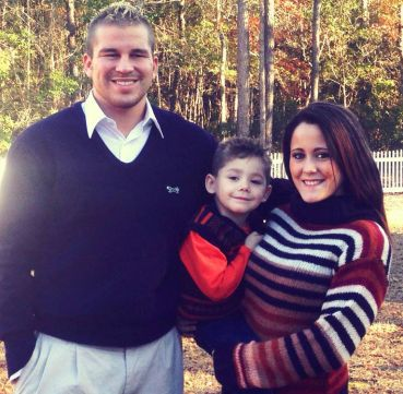 Jenelle Evans Pregnant With Second Child 2  Star Jenelle Evans Is