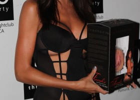 farrah abraham toy release party