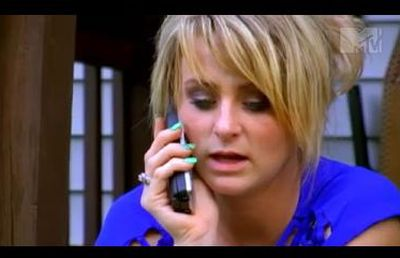 """""""Hello, Insurance? It's Leah. Why's y'all not givin' my youngin' her wheelchair?"""""""