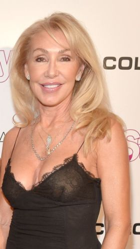Linda on the red carpet on October 23 in West Hollywood.