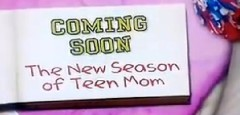 MTV Reveals Truth About 'Teen Mom' Season 5 Premiere Date