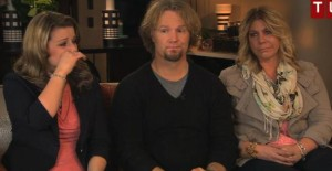 This basically sums up every episode of 'Sister Wives,' ever.