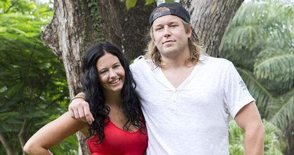 Jemmye and Knight were a favorite 'Challenge' couple.