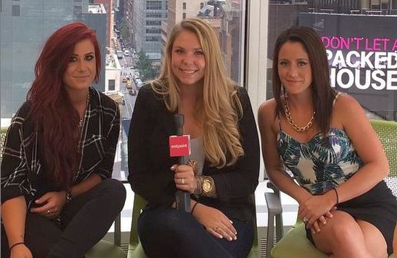 Drama Erupts at 'Teen Mom 2′ Press Day: Jenelle Evans Complains About Co-Stars on Social Media