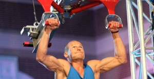 Show veteran Brent Steffensen will compete on 'Team Ninja Warrior.'