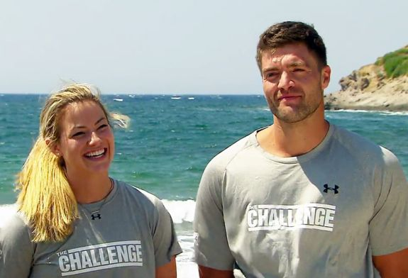 Faith and CT will appear on tonight's episode of 'The Challenge.'